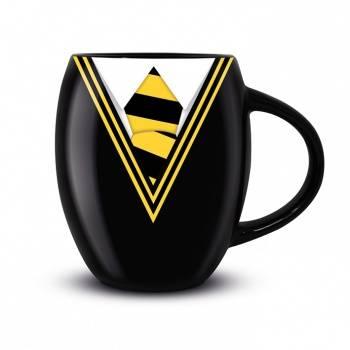 Pyramid Oval Mugs - Harry Potter (Hufflepuff Uniform)
