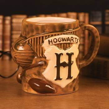 Pyramid Sculpted Mugs - Harry Potter (Quidditch)
