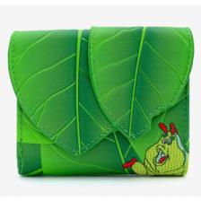 A Bugs Life Leaf Flap Wallet