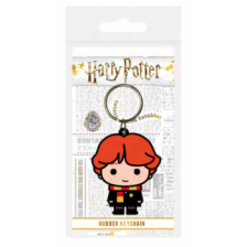 Pyramid Rubber Keychains - Harry Potter (Ron Weasley Chibi)