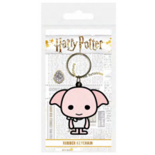 Pyramid Rubber Keychains - Harry Potter (Dobby Chibi)