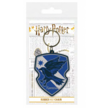 Pyramid Rubber Keychains - Harry Potter (Ravenclaw)