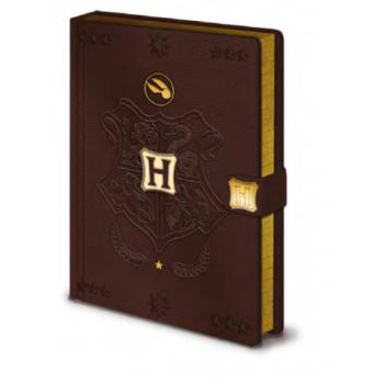 Pyramid Premium A5 Notebooks - Harry Potter (Quidditch)
