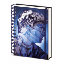 Pyramid A5 Wiro Notebook - Harry Potter (Magic Portrait) 3D Cover