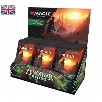 MTG - Zendikar Rising Set Booster Display (30 Packs)