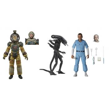 Alien ? 7? Scale Action Figure ? 40th Anniversary Assortment 3 (14)