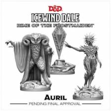 Auril Miniature: Icewind Dale: Rime of the Frostmaiden
