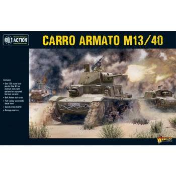 Bolt Action - Carro Armato/Semovente