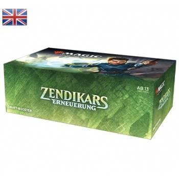 MTG - Zendikar Rising Draft Booster Display (36 Packs)