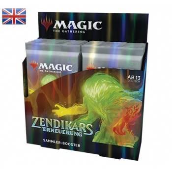 MTG - Zendikar Rising Collector Booster Display (12 Packs)