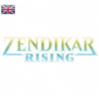 MTG - Zendikar Rising Commander Deck Display (6 Decks)