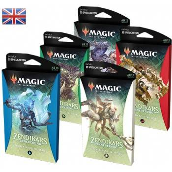 MTG - Zendikar Rising Theme Booster Display (12 Packs)