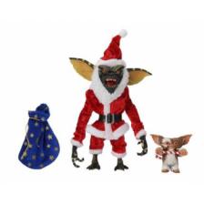 Gremlins 7? Scale Action Figure Santa Stripe & Gizmo