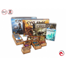 e-Raptor Insert Cyclades + all expansion
