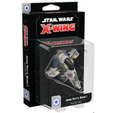 Star Wars X-Wing 2nd Ed: Jango Fett's Slave I Expansion Pack