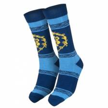 World of Warcraft Alliance Casual Socks