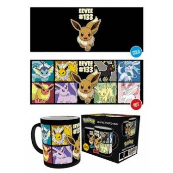 GBeye Heat Change Mug - Pokemon Eevee