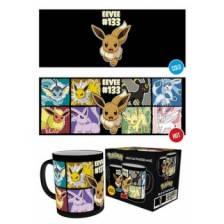 GBeye Heat Change Mug - Pokemon Eevee