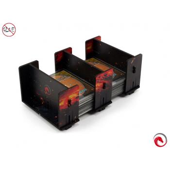 e-Raptor Card Holder 2L FullPrint Lava