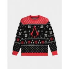 Assassin's Creed - Knitted Christmas Jumper - S