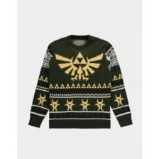 Zelda - Knitted Christmas Jumper - XL