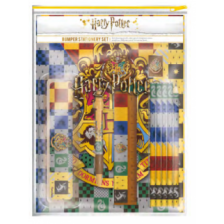 Pyramid Bumper Stationery Sets - Harry Potter (House Crests)