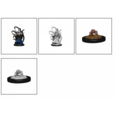 Alhoon & Intellect Devourers (PACK OF 6): D&D Nolzur's Marvelous Unpainted Miniatures (W13)