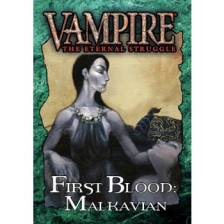 Vampire: The Eternal Struggle TCG - First Blood Malkavian
