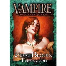 Vampire: The Eternal Struggle TCG - First Blood Toreador