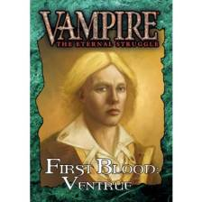 Vampire: The Eternal Struggle TCG - First Blood Ventrue