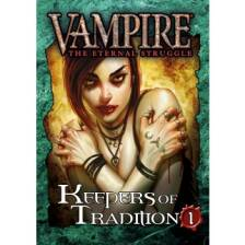 Vampire: The Eternal Struggle TCG - Keepers of Tradition Bundle 1