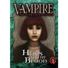Vampire: The Eternal Struggle TCG - Heirs Bundle 1