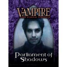 Vampire: The Eternal Struggle TCG - Sabbat - Parliament of Shadows - Lasombra Preconstructed Deck