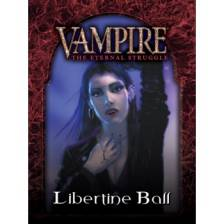 Vampire: The Eternal Struggle TCG - Sabbat - Libertine Ball - Toreador Preconstructed Deck