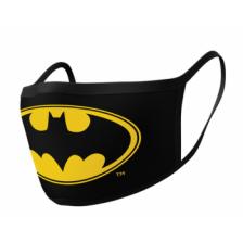 Pyramid Face Masks - Batman (Logo) (2)