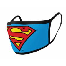 Pyramid Face Masks - Superman (Logo) (2)