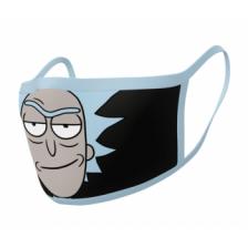 Pyramid Face Masks - Rick & Morty (Rick) (2)