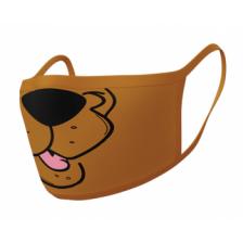 Pyramid Face Masks - Scooby Doo (Mouth) (2)