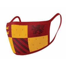 Pyramid Face Masks - Harry Potter (Gryffindor) (2)