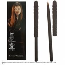Harry Potter - Ginny Weasley Wand Pen & Bookmark