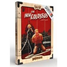 Wolfenstein Colossus Woodart