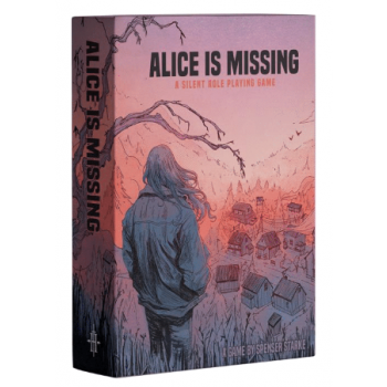 Alice Is Missing - A Silent RPG