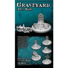 Wyrdscapes Graveyard 30MM
