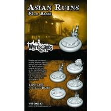 Wyrdscapes Asian Ruins 30MM
