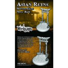 Wyrdscapes Asian Ruins 50mm III - Shinto Gate