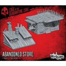 Wyrdscapes Abandoned Store