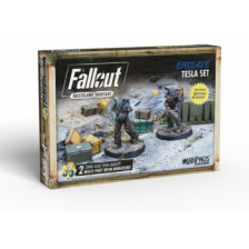 Fallout: Wasteland Warfare - Enclave: Tesla Set