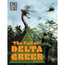 The Fall of Delta Green (Mythos RPG)