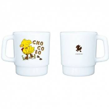 Final Fantasy Stacking Mug Chocobo