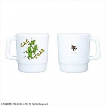 Final Fantasy Stacking Mug Cactuar